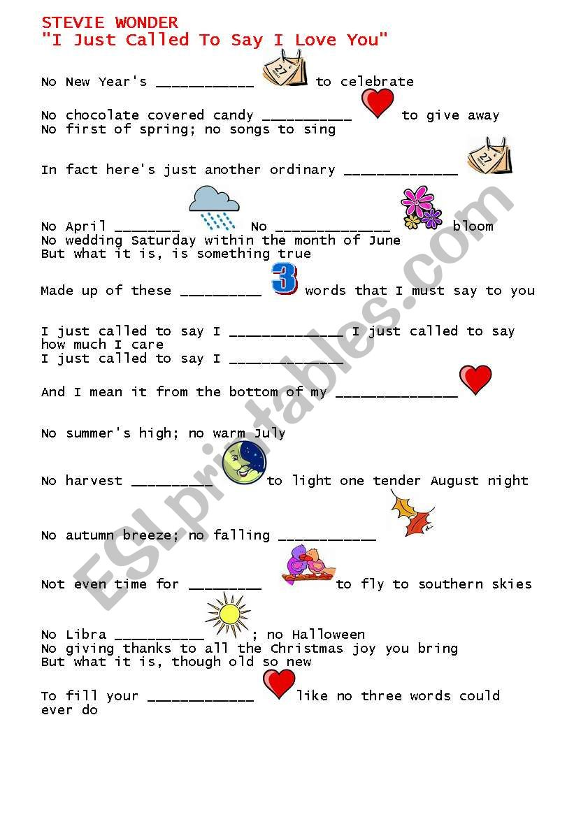 Valentine´s Day Song