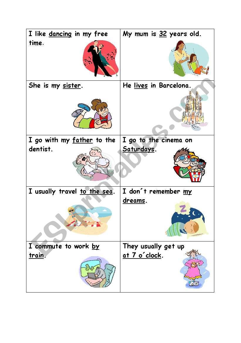 Question Words 1 worksheet