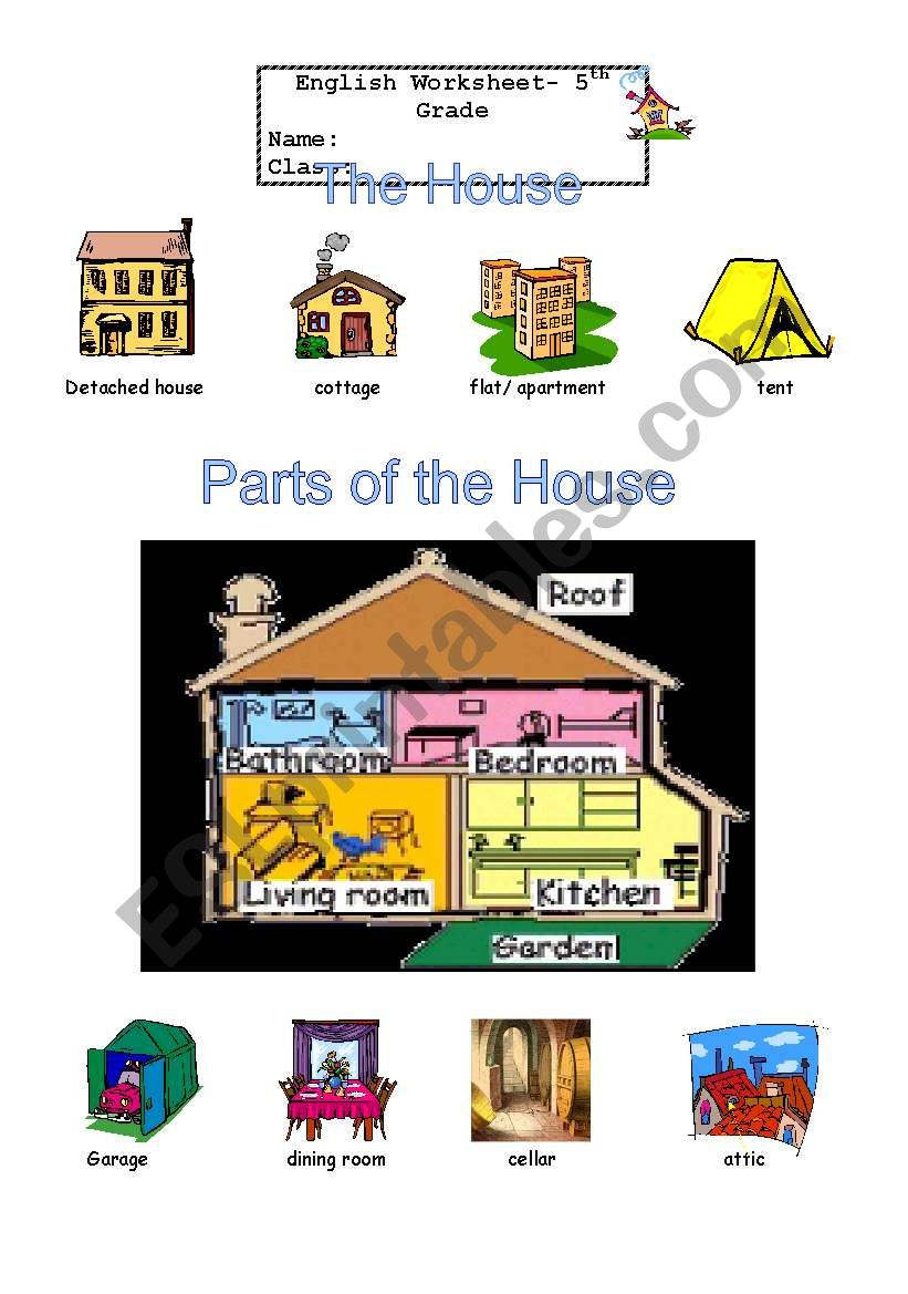 House worksheet