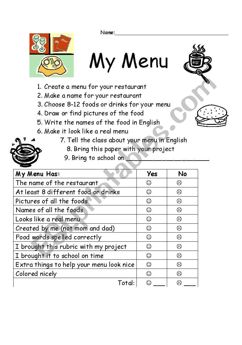 How to make the menu of the group Vkontakte