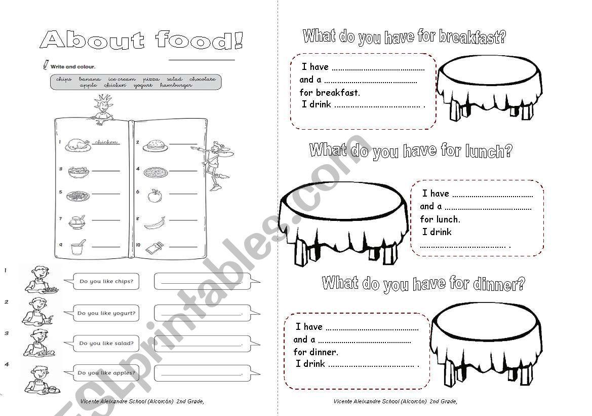 portfolio part 2 worksheet