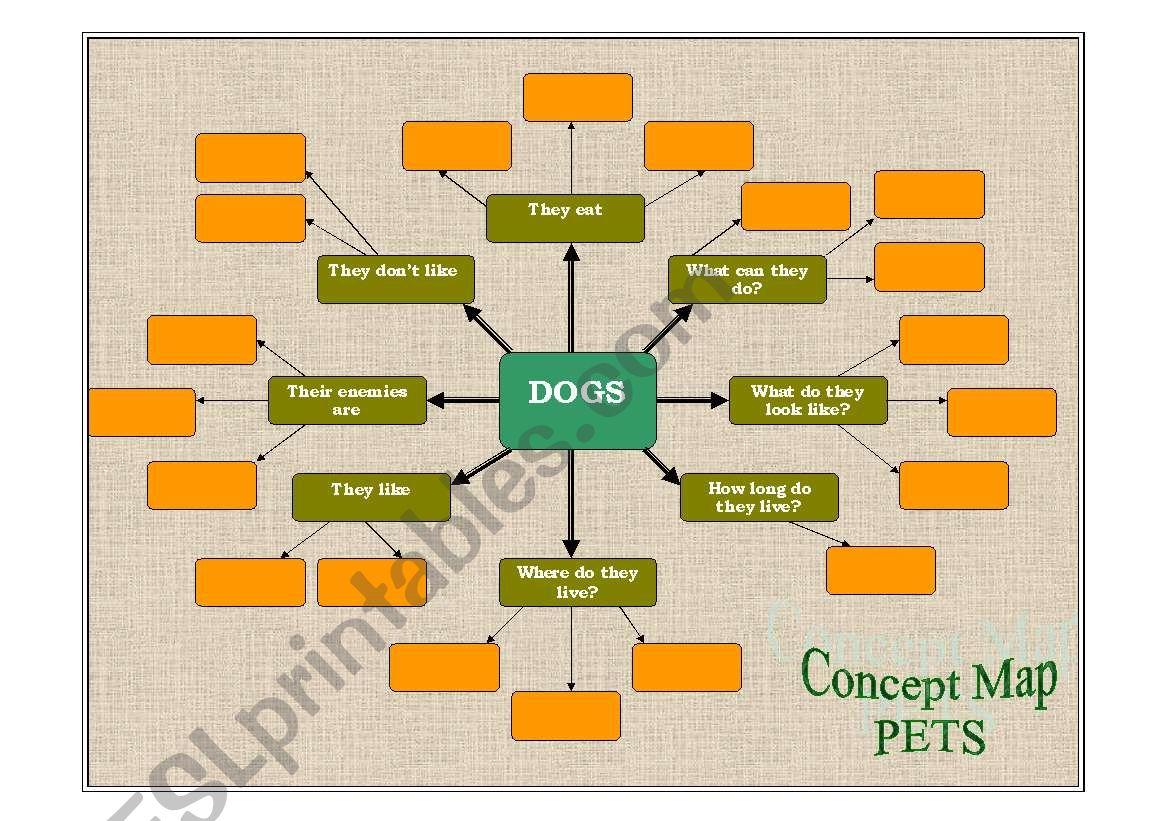 Concept Map_PETS worksheet