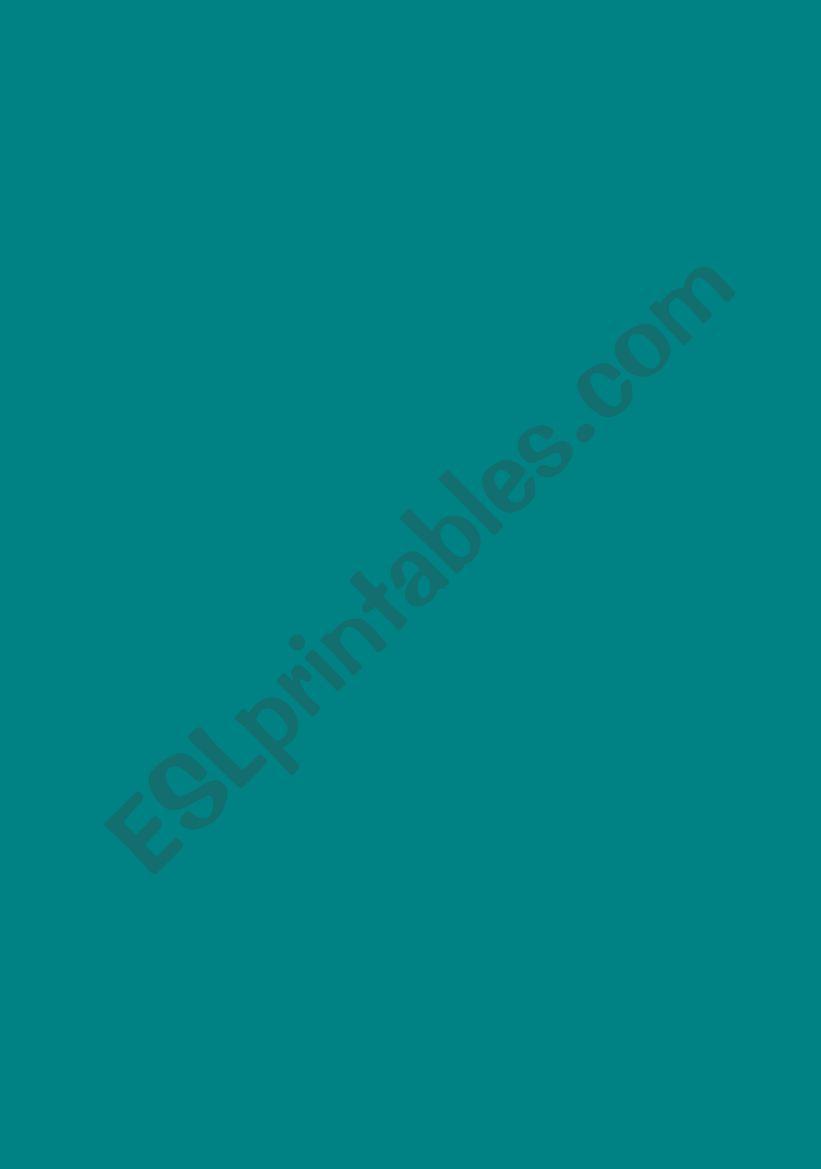 Past Participles 1 - ESL worksheet by paula_esl