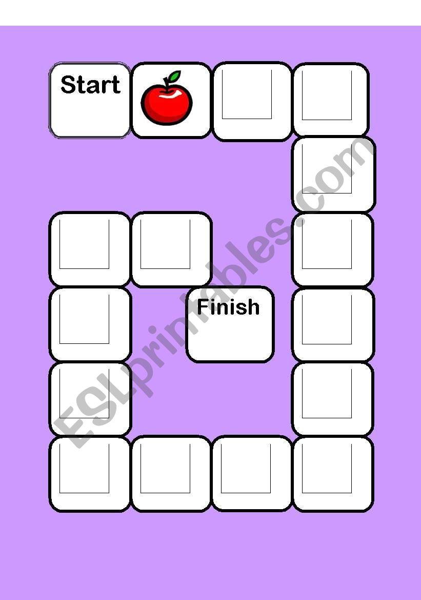 vowel game worksheet