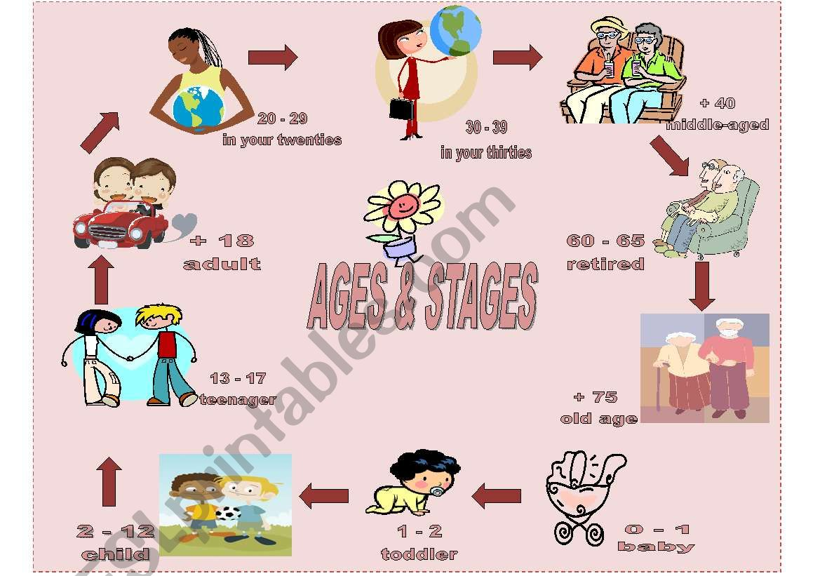 Ages & Stages worksheet