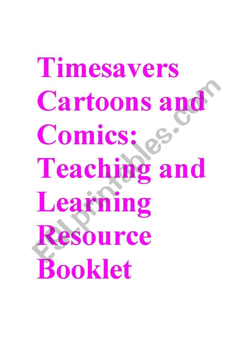Timesavers Cartoons and Comics