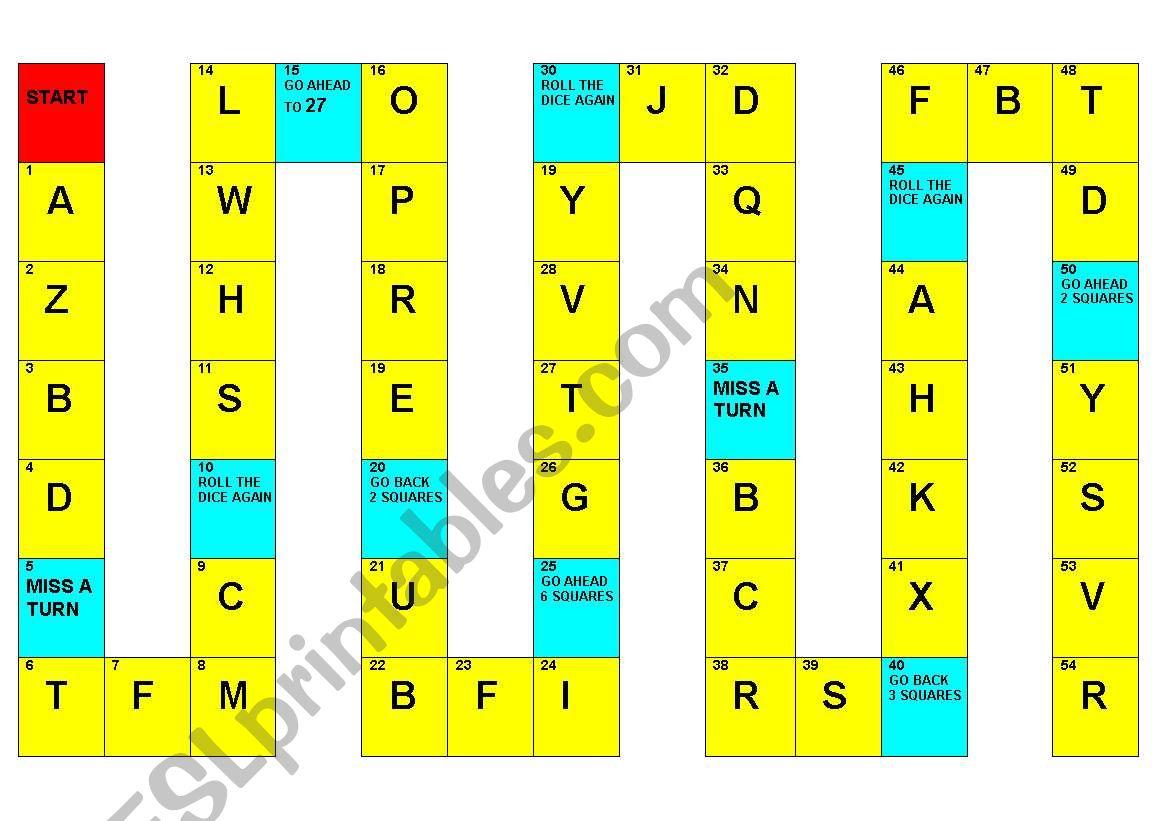 abc board game