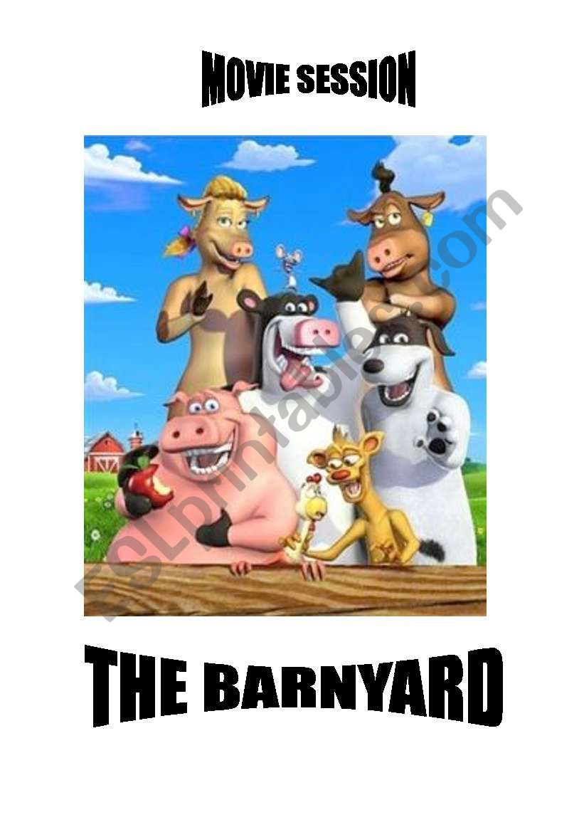 MOVIE GUIDE THE BARNYARD