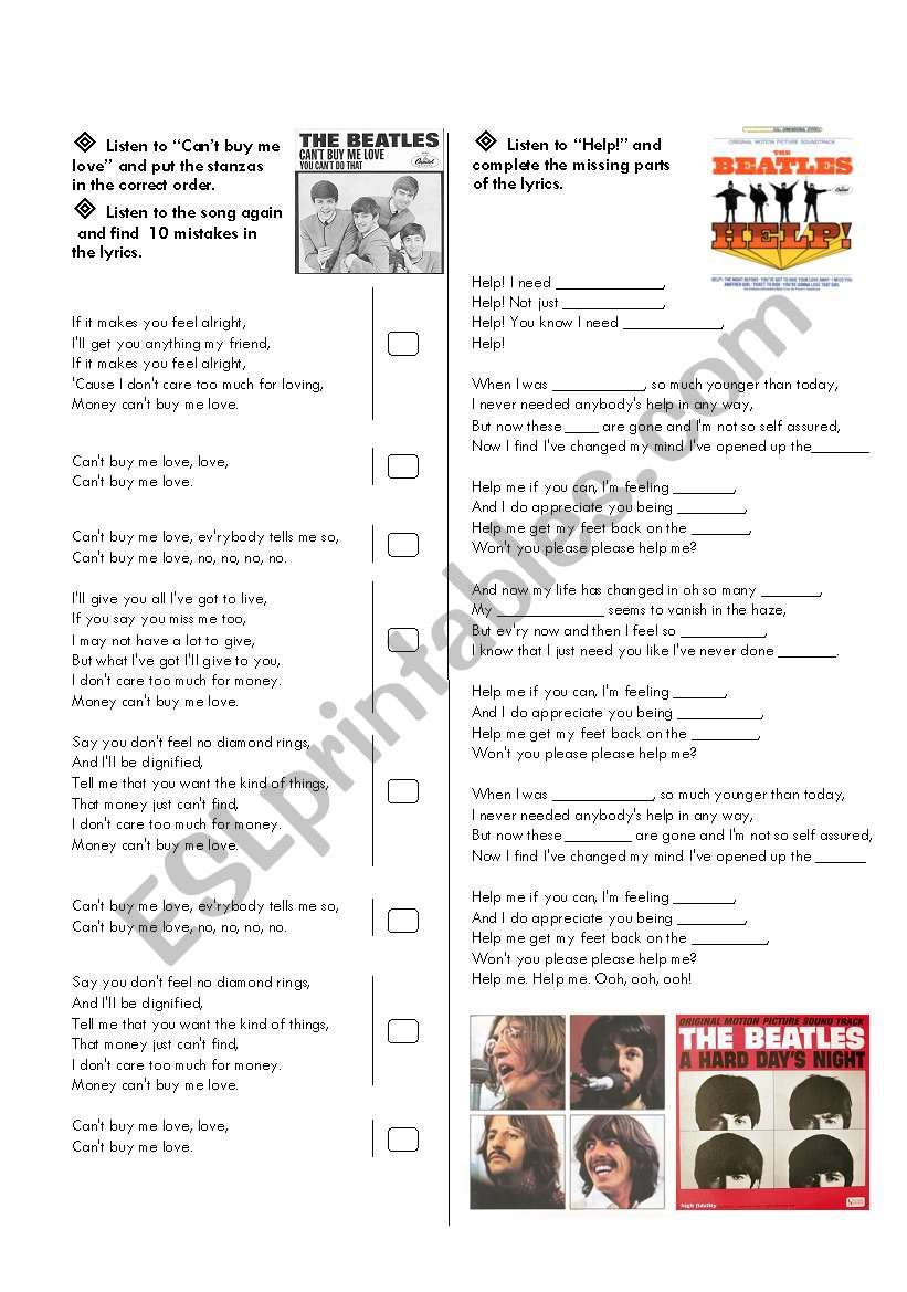 The Beatles Biography and songs part 2 of 2