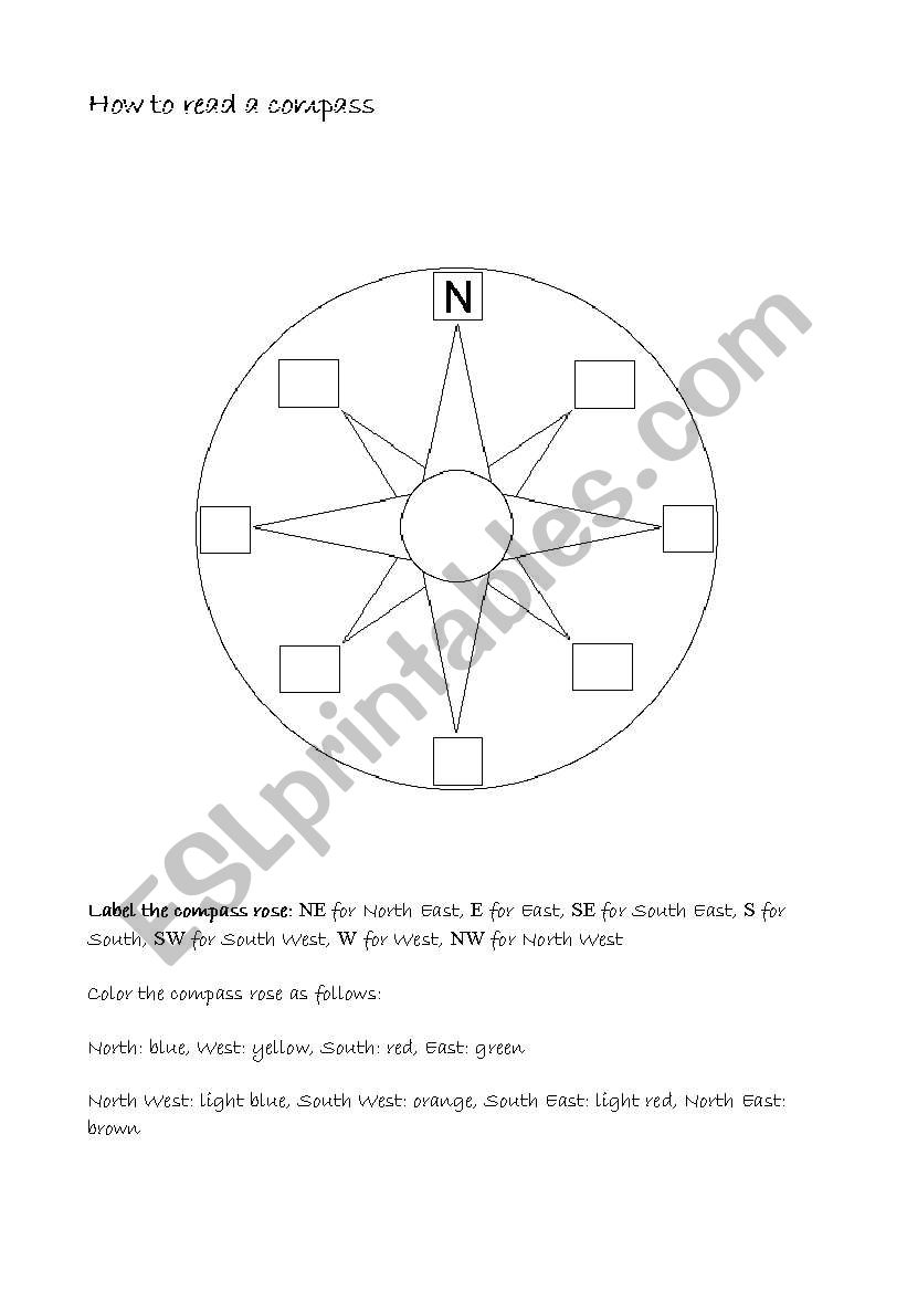 Worksheet Compass Worksheet Carlos Lomas Worksheet For Everyone