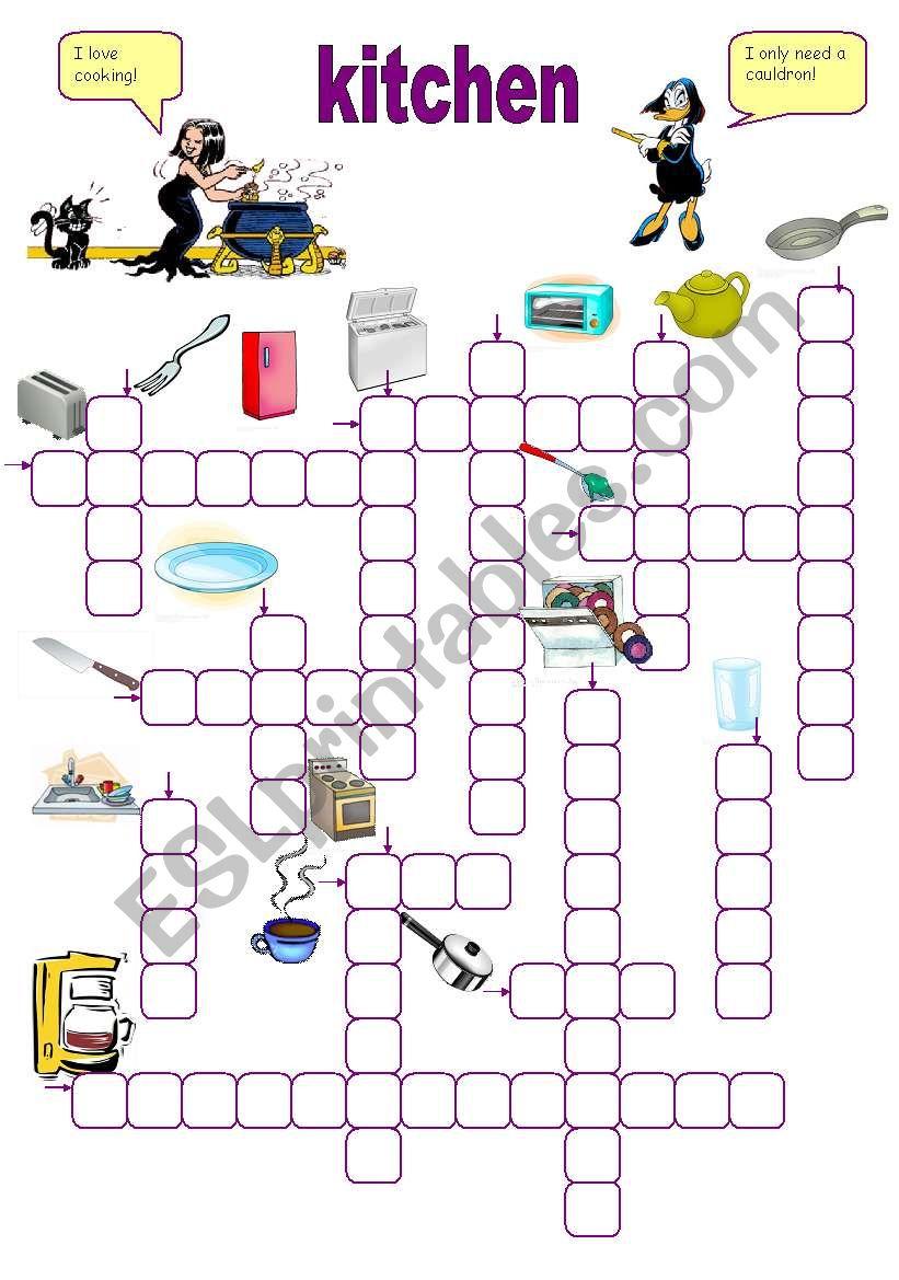 kitchen (12.11.09) worksheet