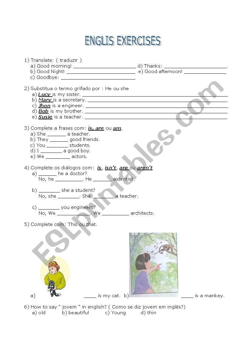 REVIEW worksheet