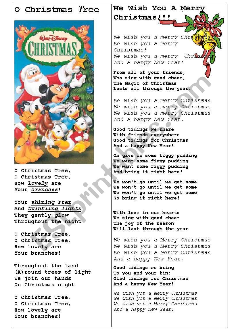 UPGRADED MP3 LINKS (in description)3 traditional Christmas carols ! DISNEY HEROWS SING! WITH FREE-easy MP3! Just click the link! I Uploaded MP3 myself as a persent for you! Click to download MP3!:)Merry Christmas!