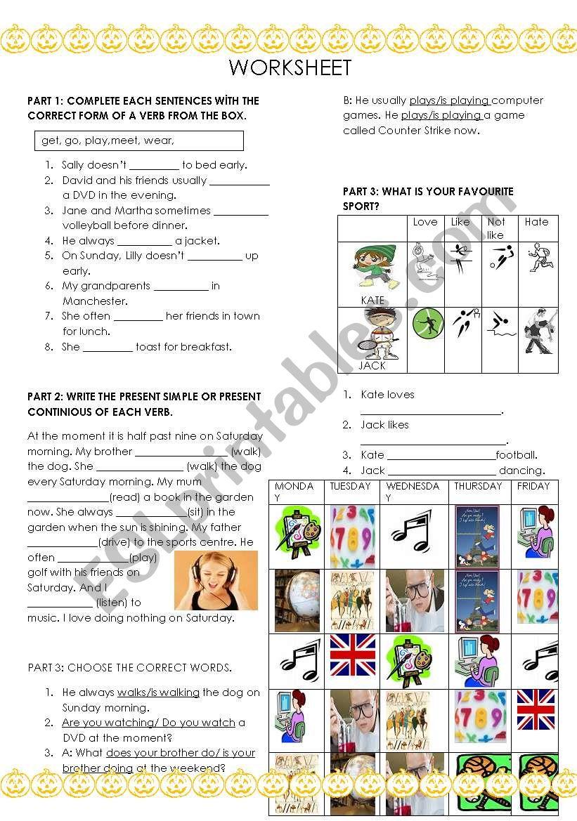 worksheet1 worksheet