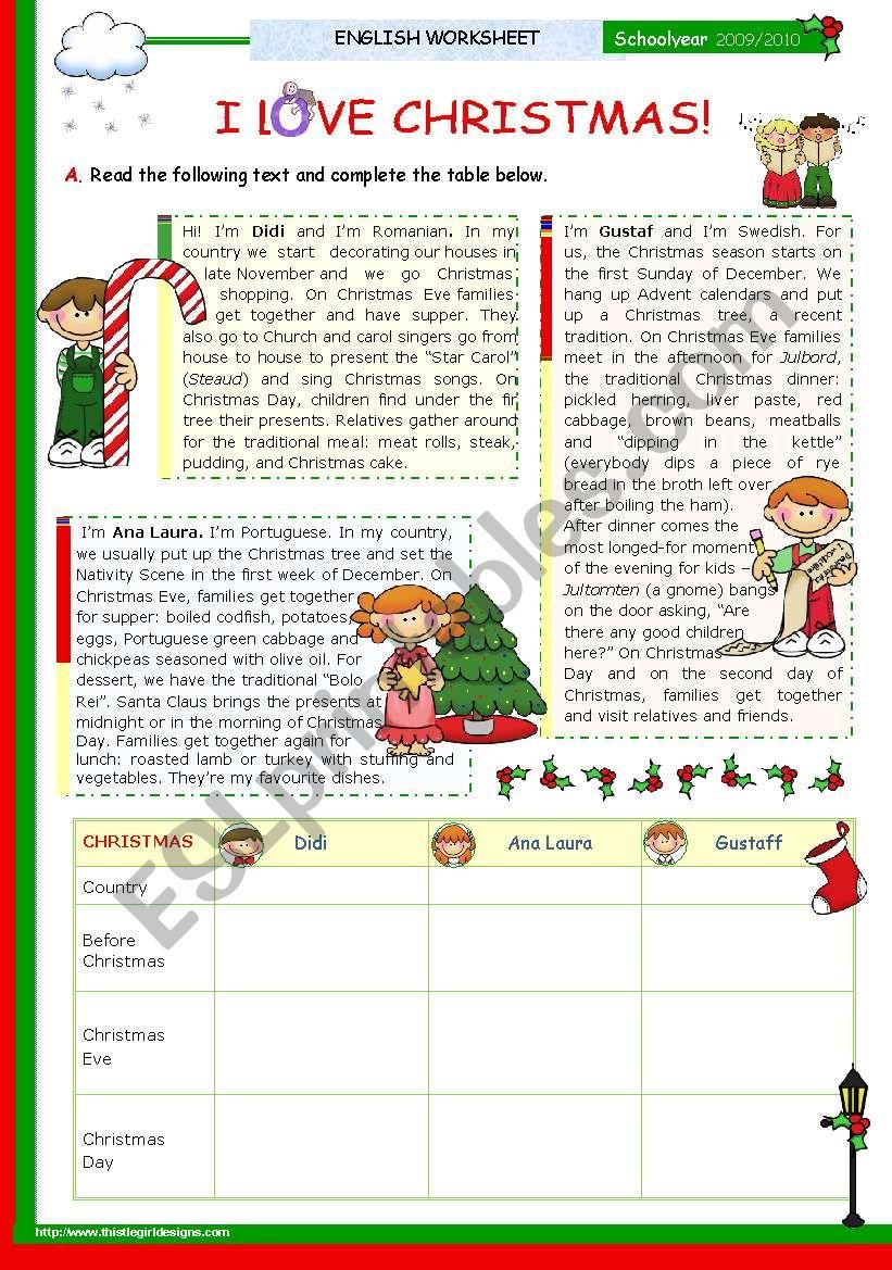 Christmas Set (7) -