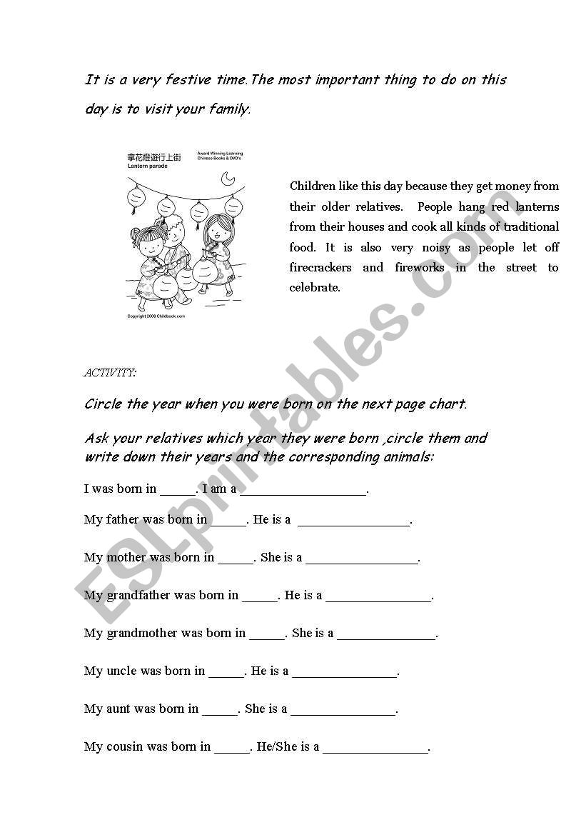 chinese new year 2 2 esl worksheet by philiproth. Black Bedroom Furniture Sets. Home Design Ideas