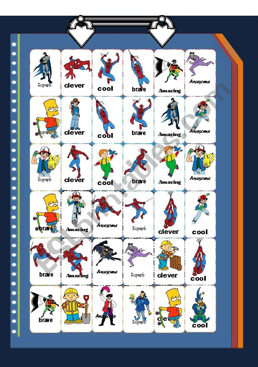 stickers for boys worksheet
