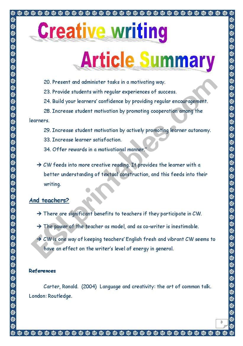 talents and skills essay sample