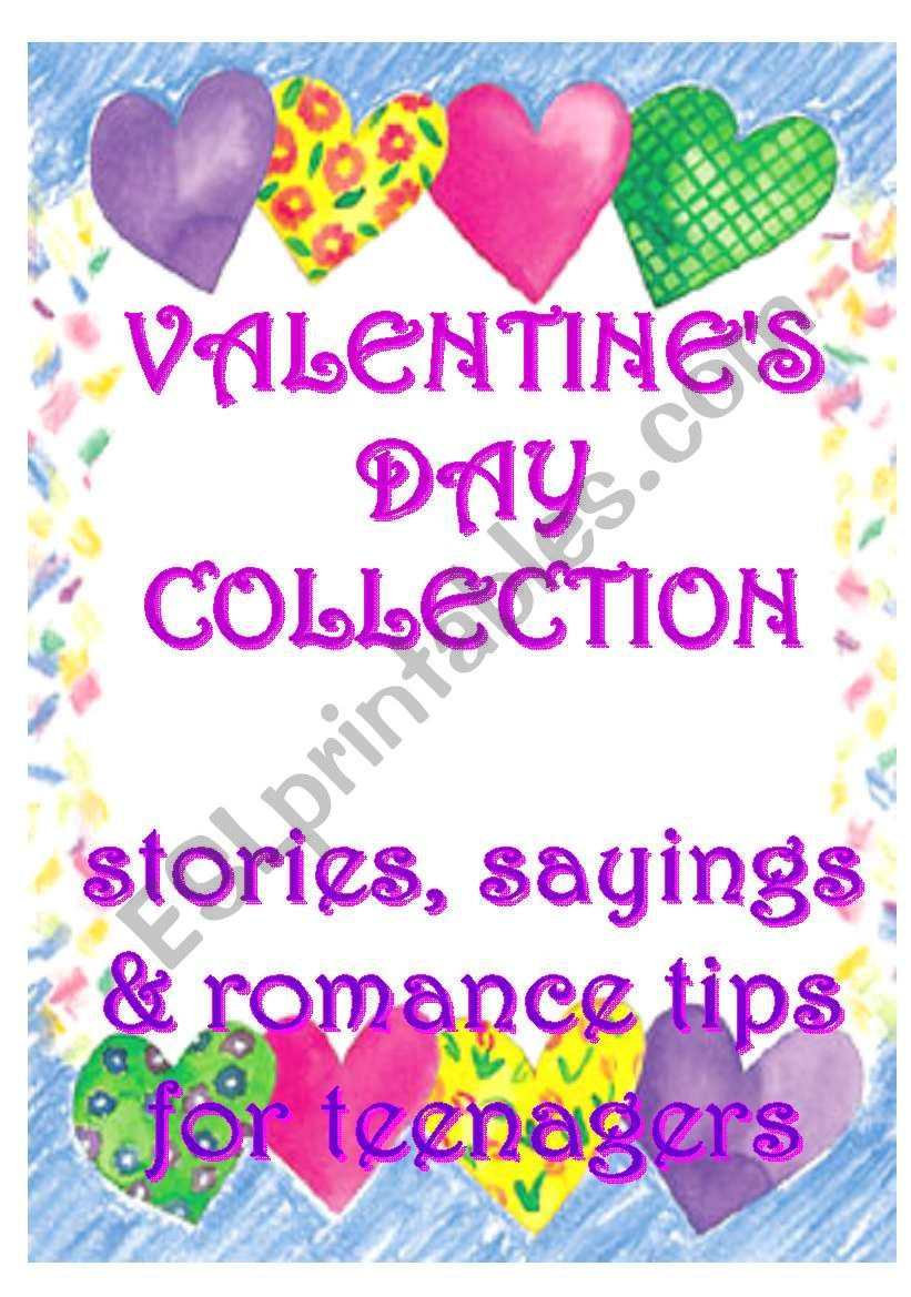 Valentine´s Day Collection - for teenagers