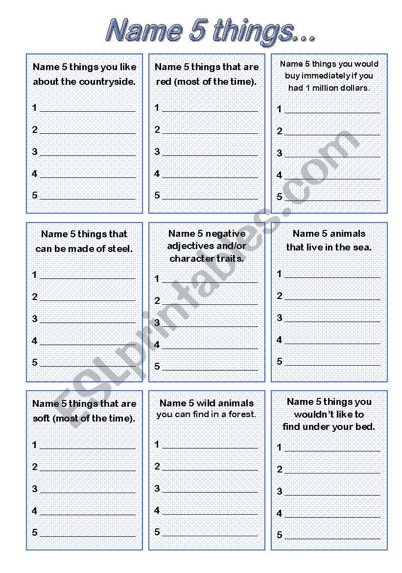 classroom competition, general vocabulary game, EDITABLE!!