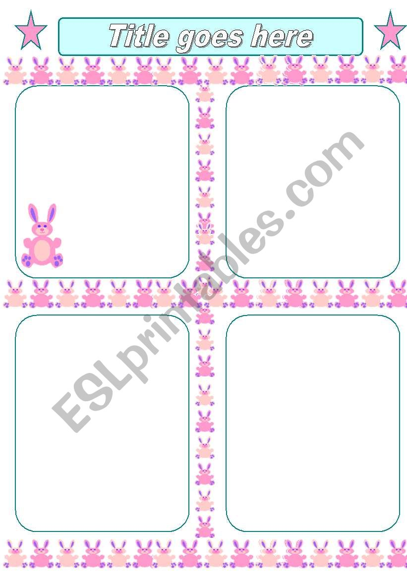 bunny template (16.04.10) worksheet