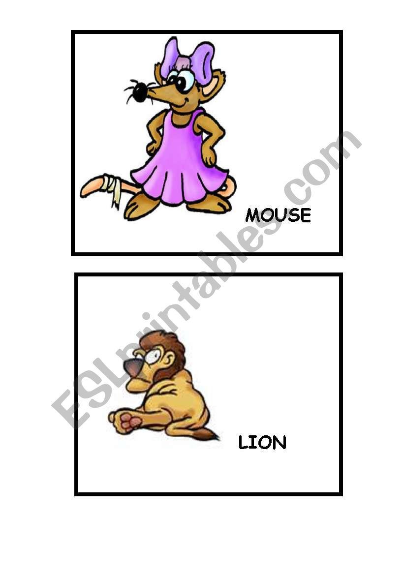 ANIMALS... worksheet