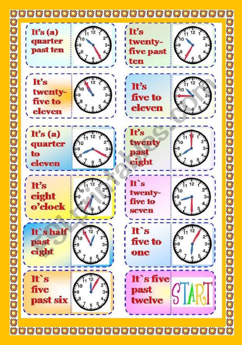 Graminoes - part 3/3 - Telling Time