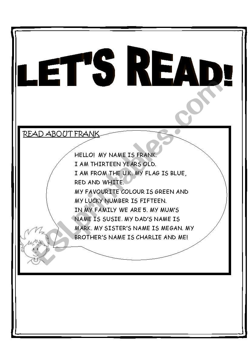 reading activities for young learners