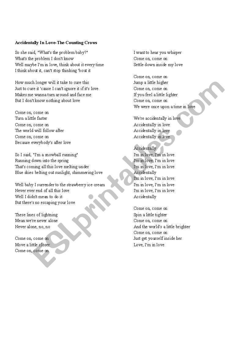 come a little closer lyrics