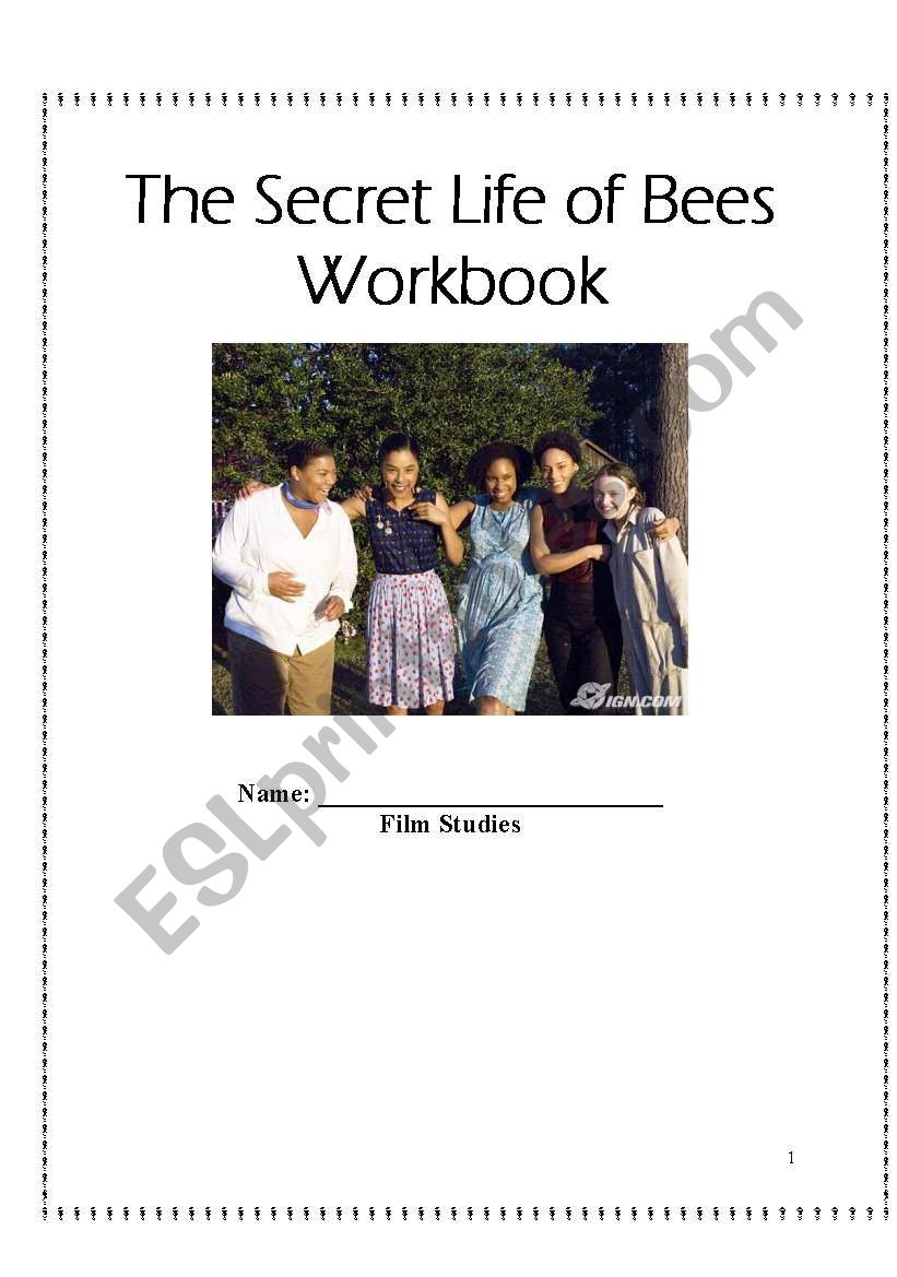 The Secret Life of Bees Questions - ESL worksheet by stevensa