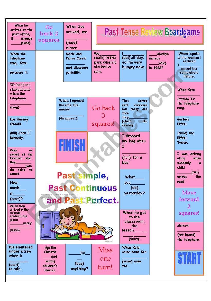 pdf games past board perfect