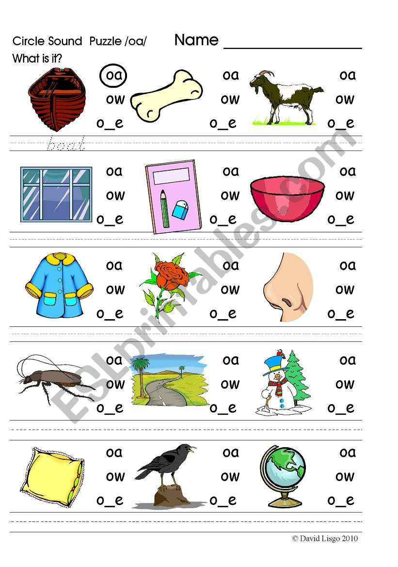 Common nouns worksheet for kindergarten
