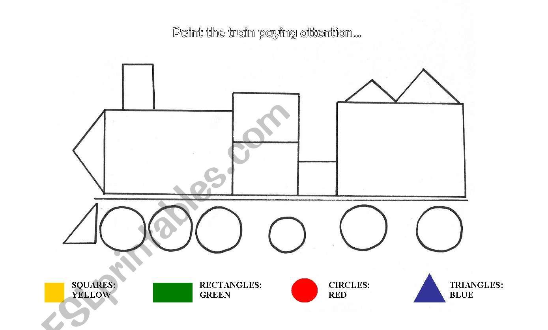 Let´s Paint The Train!