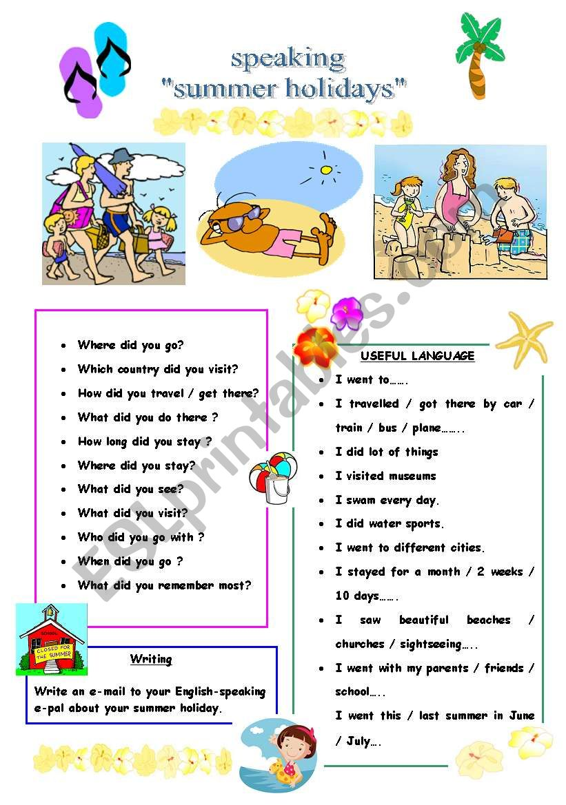 conversation questions for pre-intermediate students(speak