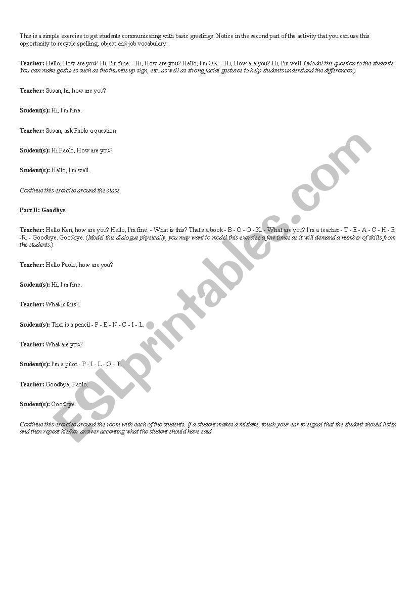 lesson plan worksheet