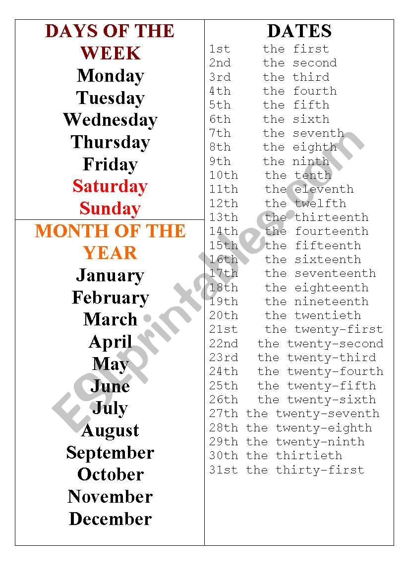 Quotes About Months Of The Year Worksheet Free Days Week And For K additionally Days  Weeks and Months on a Calendar Worksheets   Education in addition  as well  likewise Worksheet for Days Of the Week and Months Year Awesome Days Of the together with Days  Month  Year   Calendar Practice Worksheet for 2nd Grade together with the End Date From the Start Date and Elapsed Time in also Time and Calendar Activities at EnchantedLearning additionally Days  months and seasons revision   Interactive worksheet furthermore Capitalizing Days  Months  And Holidays Worksheets   Teaching likewise  as well Reading Calendar Worksheets with Word Problems likewise Days  Weeks and Months on a Calendar Worksheets   Education moreover  further Number of Days in each Month by lynreb   Teaching Resources likewise Day Month Date   ESL worksheet by ghoksana. on days of the month worksheet