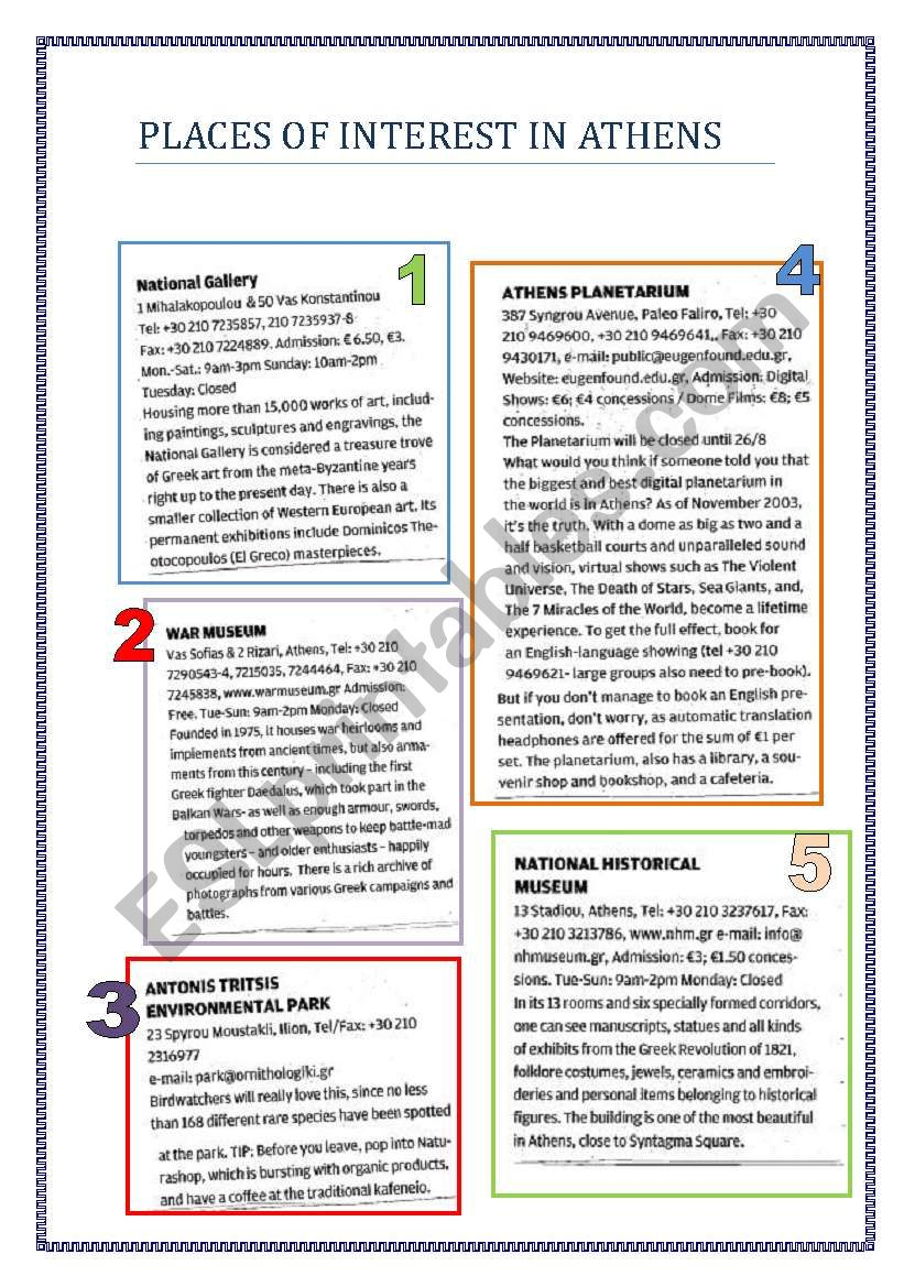 Reading Prehension Key Upper Intermediate