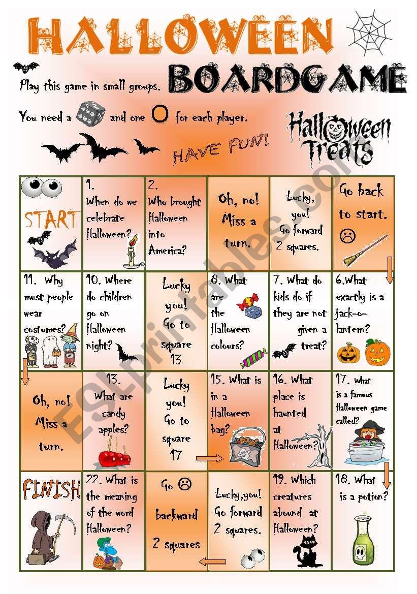 HalloweenBG worksheet