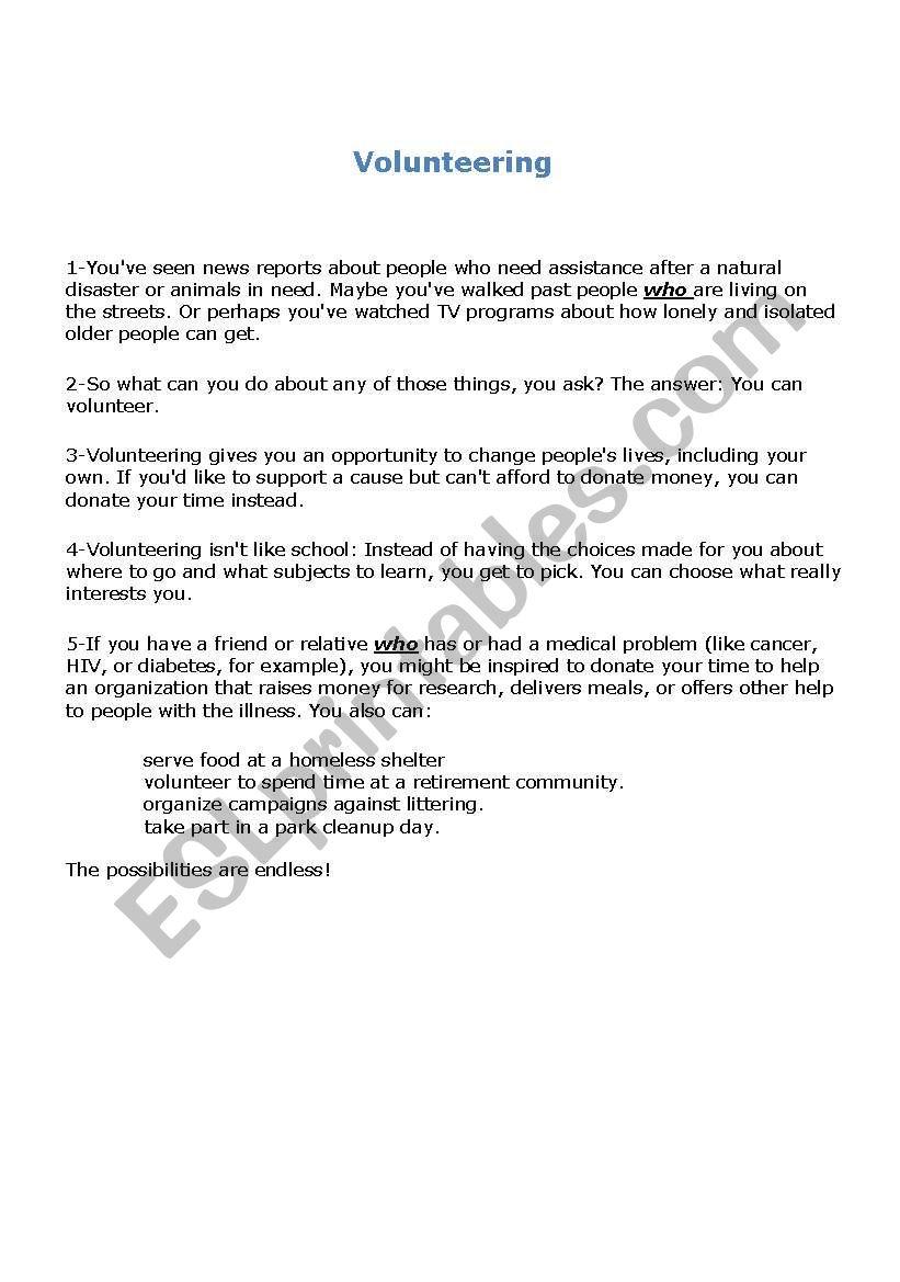 9th form test three parts  worksheet