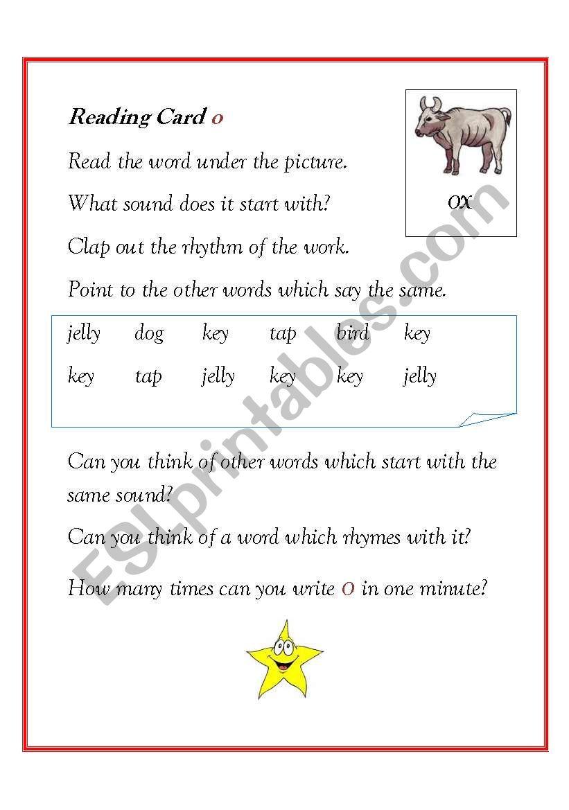 homework reading cards set 3 - ESL worksheet by nombasa