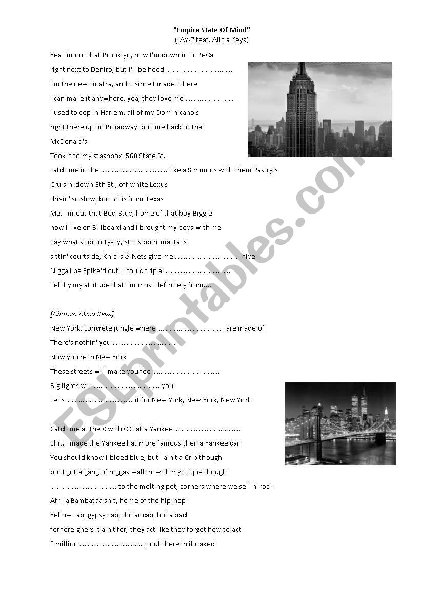 download lagu jay z feat alicia keys empire state of mind