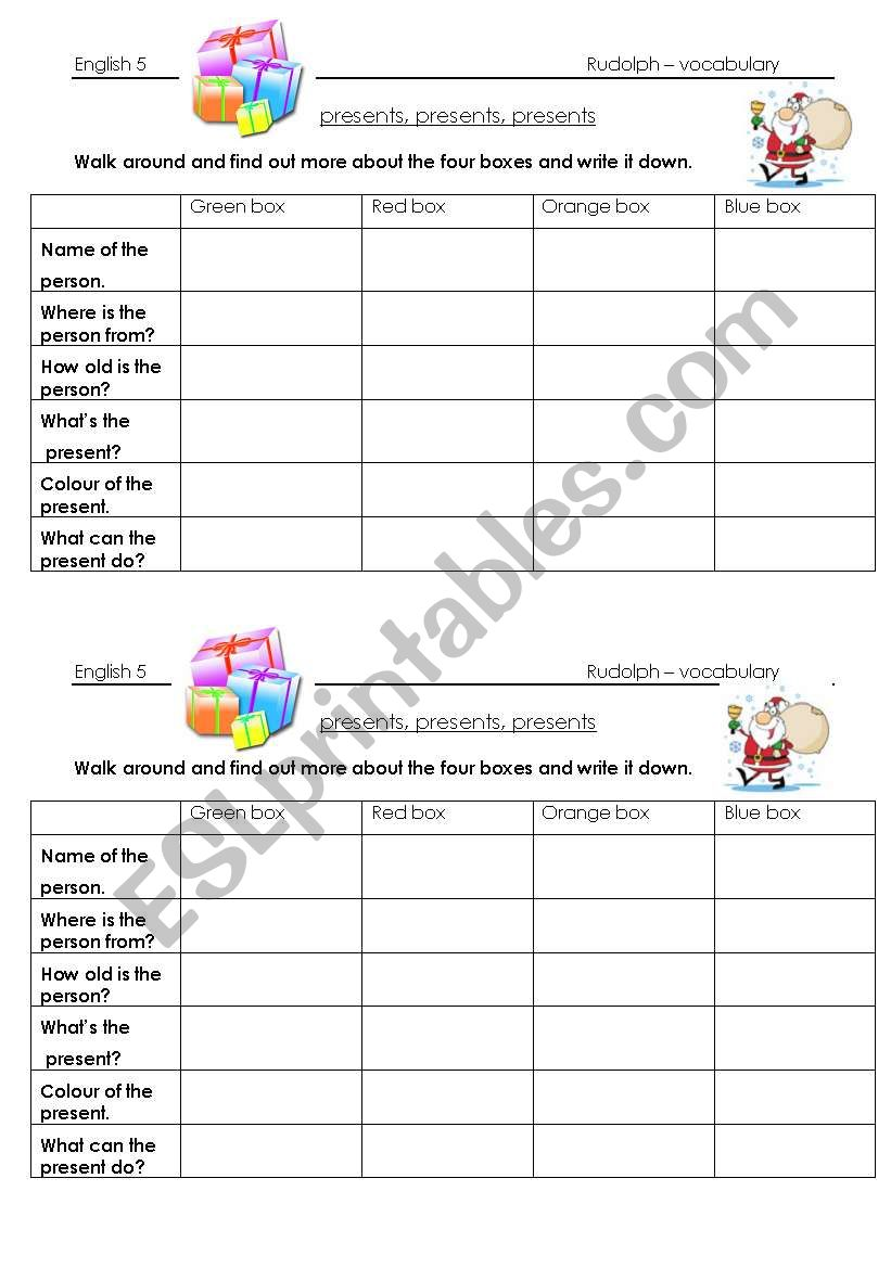 Worksheet For Gallery Walk Livinghealthybulletin