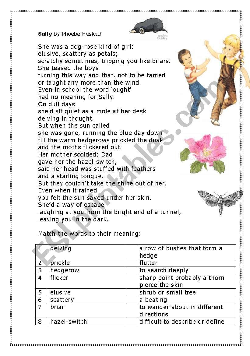 Phoebe Hesketh poem