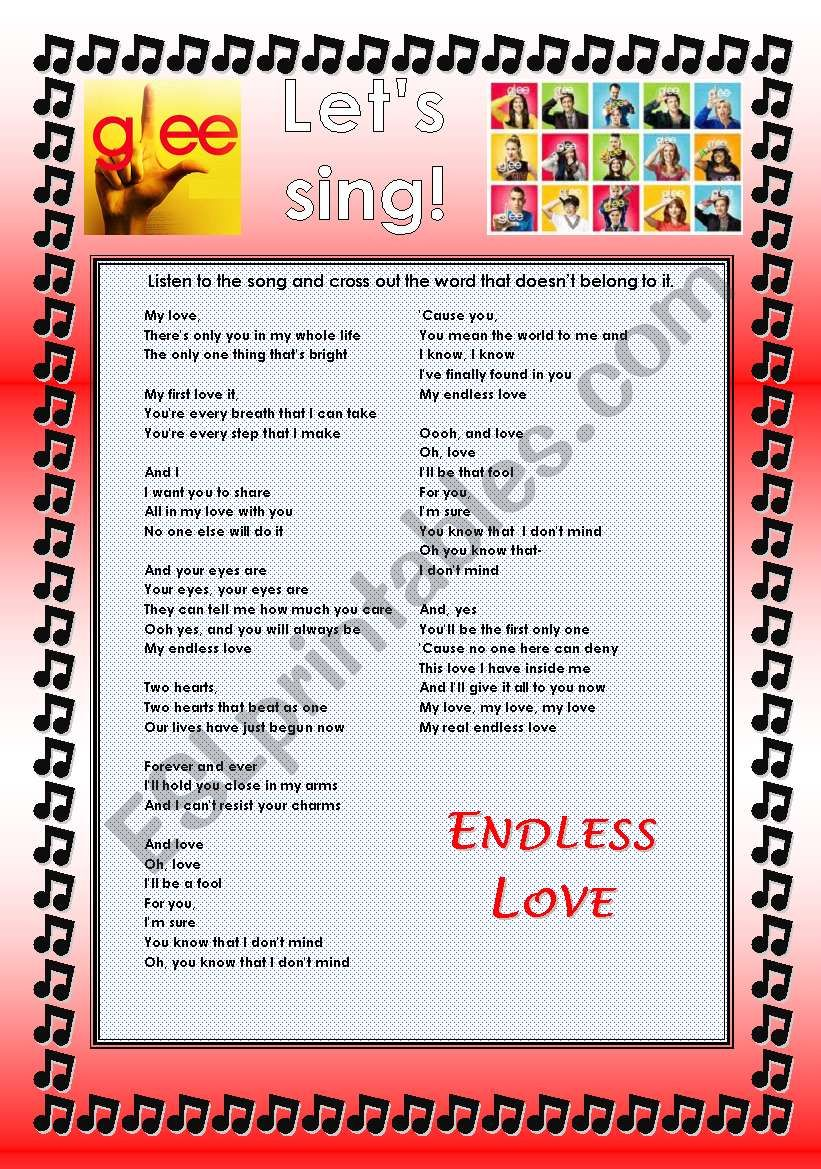 GLEE SERIES – SONGS FOR CLASS! S01E10 – FOUR SONGS – FULLY EDITABLE WITH KEY!