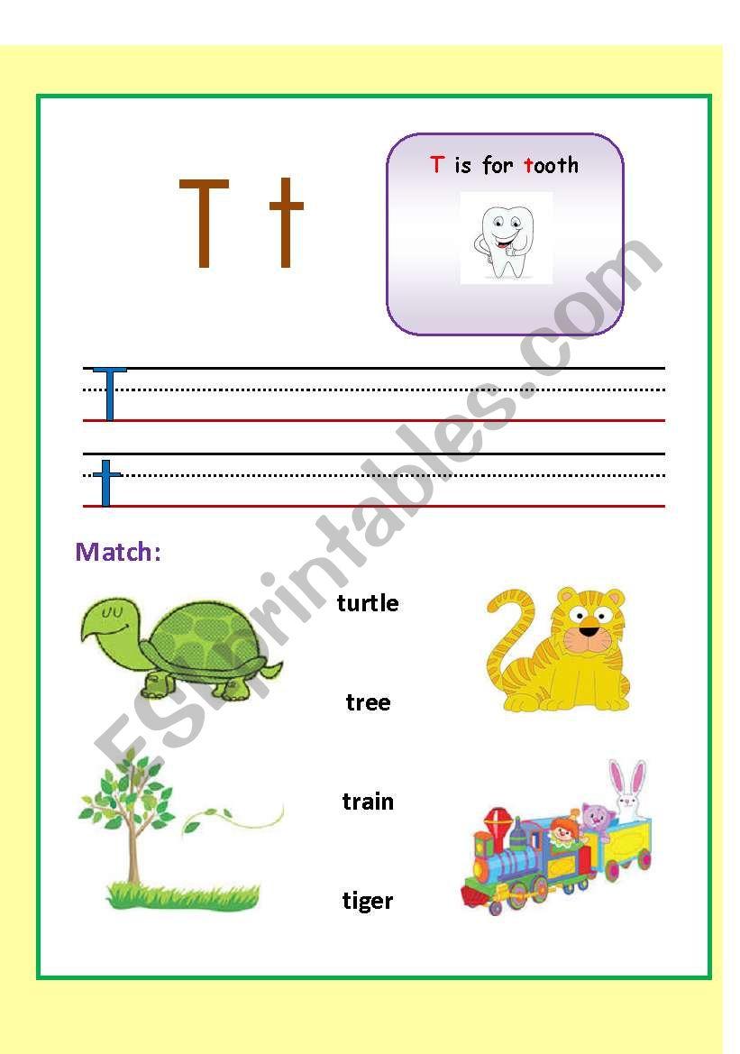 Alphabets WS. (3-3) worksheet