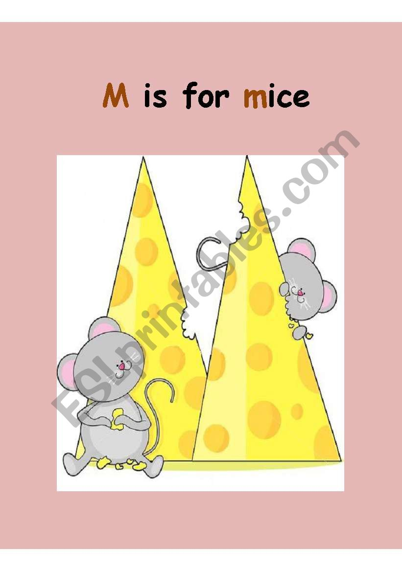 Animal Alphabet Flash-cards (3-4)