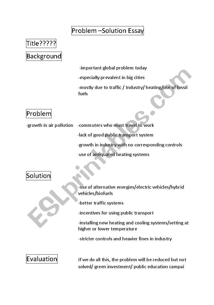 Academic essay solutions