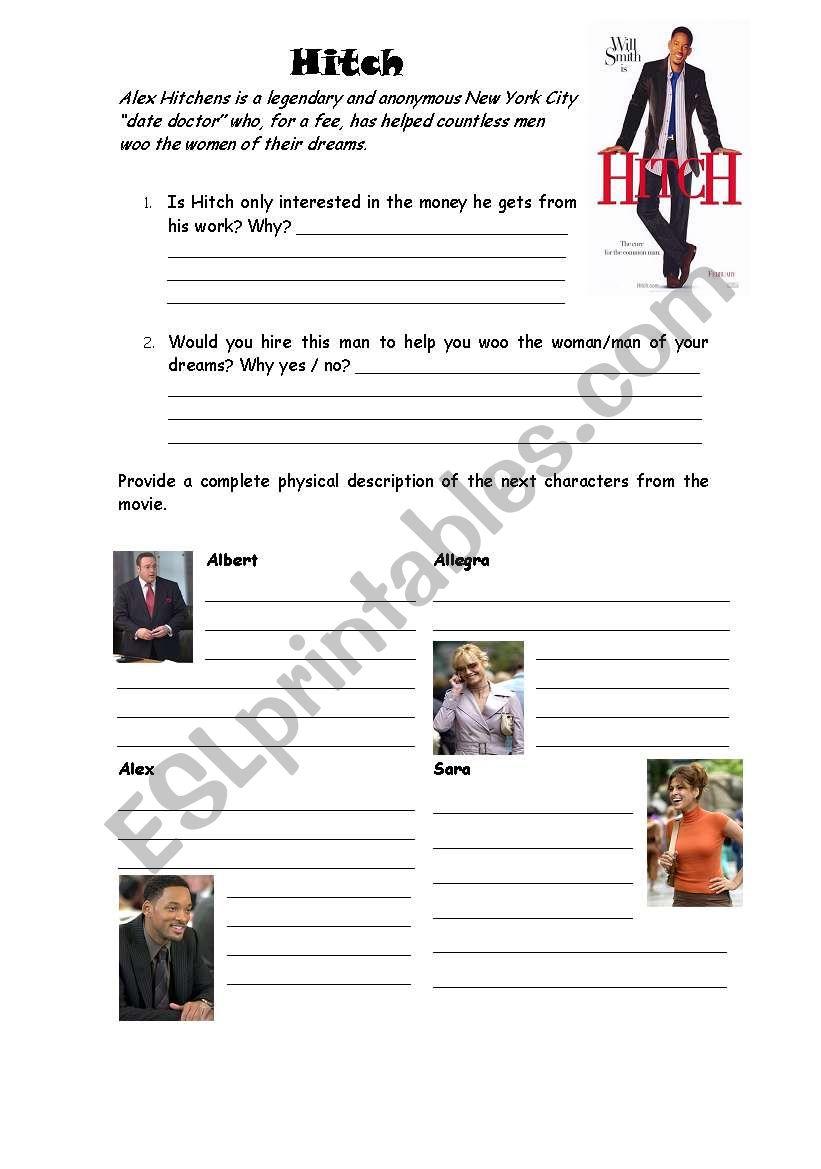 the help movie worksheet pdf