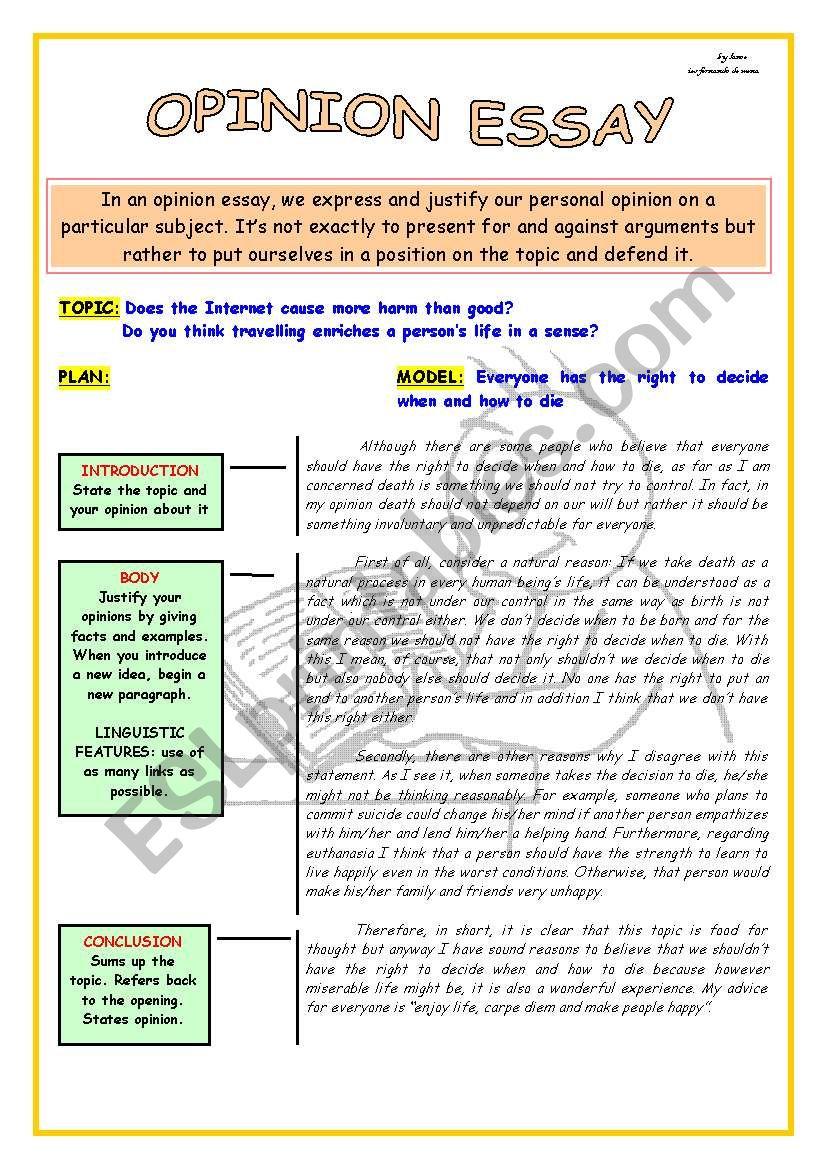 Essay Writing Worksheets & Free Printables | blogger.com