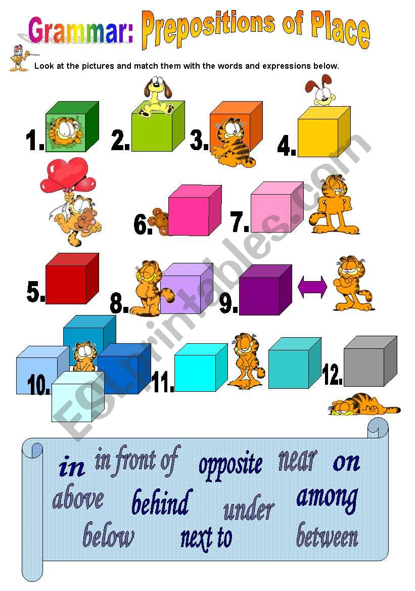 words with appropriate prepositions pdf